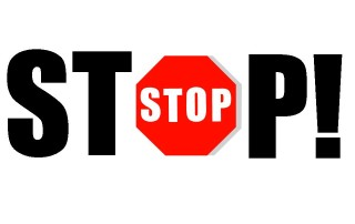 stop pipi