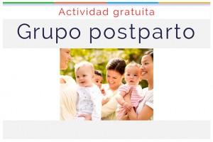 grupo apoyo postparto