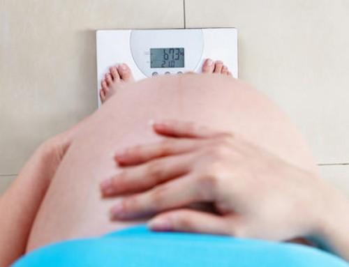 ¿Cuánto peso debo ganar en el embarazo?