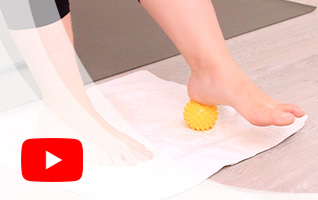 Ejercicios circulatorios para pies y piernas